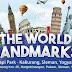 Menikmati Pesona Dunia di The World Landmarks Merapi Park