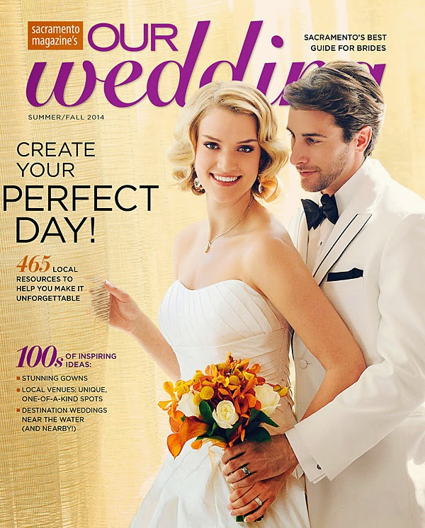 Delphine Winter - Noah Birk - Our Wedding Cover - Cast Images