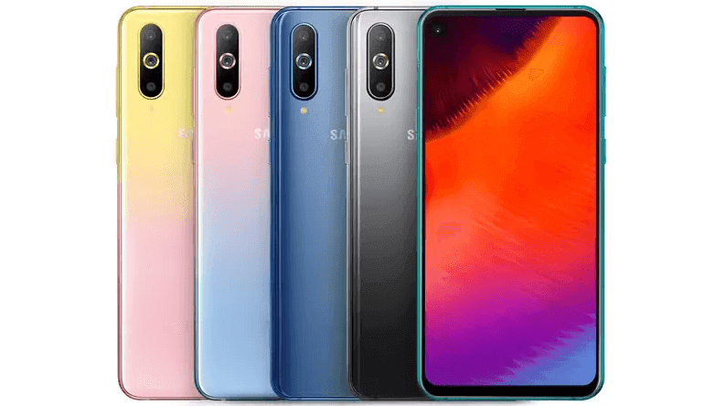 Samsung Galaxy A8s Unicorn Edition Gets Two New Colour Variants In China