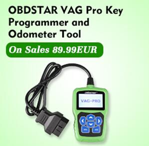 OBDSTAR VAG Pro IMMO Key Programming&Mileage Adjustment