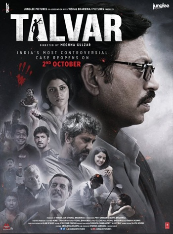 Talvar 2015 Hindi 480p BRRip 400mb