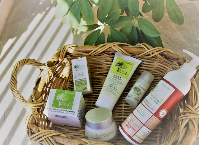 greek brand natural cosmetics