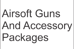 Airsoft Guns And Accessory Packages