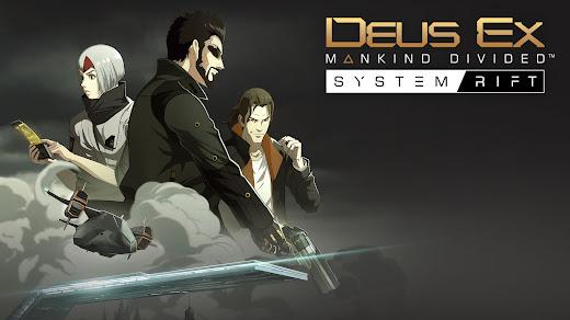 Deus Ex: Mankind Divided ya tiene su primer contenido adicional llamado System Rift