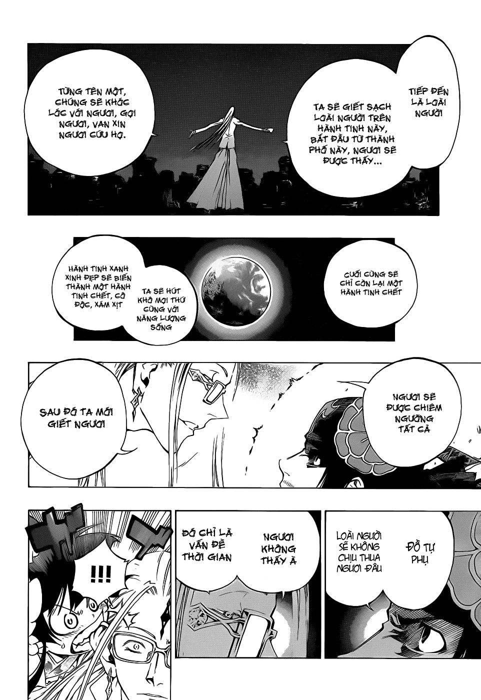 Examurai chapter 007 trang 35