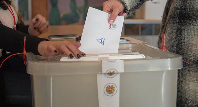 Armenia penaliza el soborno electoral