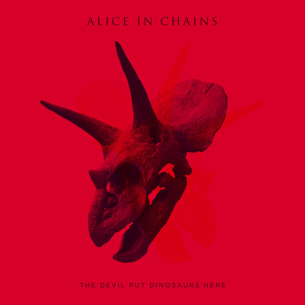 ALICE IN CHAINS - The Devil Put Dinosaurs Here (2013) mp3 download