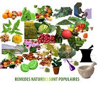 Savoir les remèdes naturels rapides