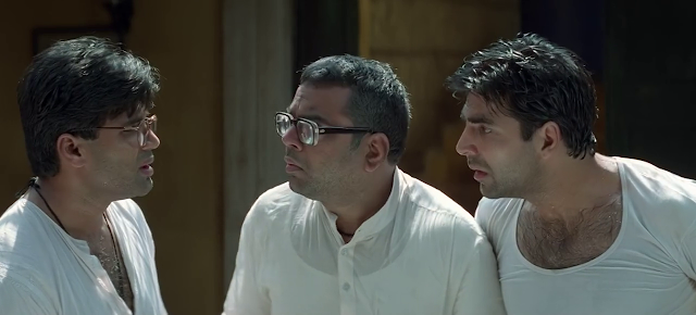 Hera Pheri (2000) Full Movie Hindi 720p HDRip ESubs Download