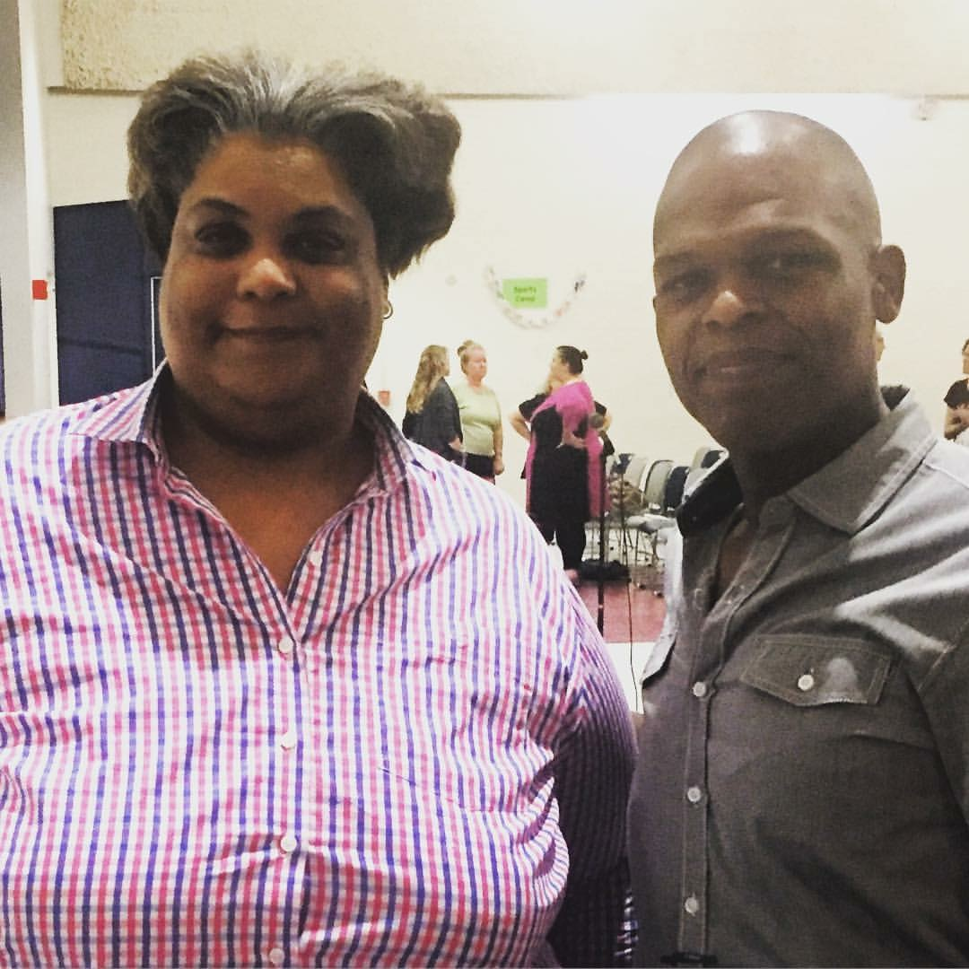 La Bloga Roxane Gay Reclaims Her Fat But Hates Avocados