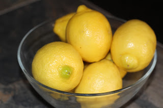 Large Lemons, Living From Glory To Glory Blog...