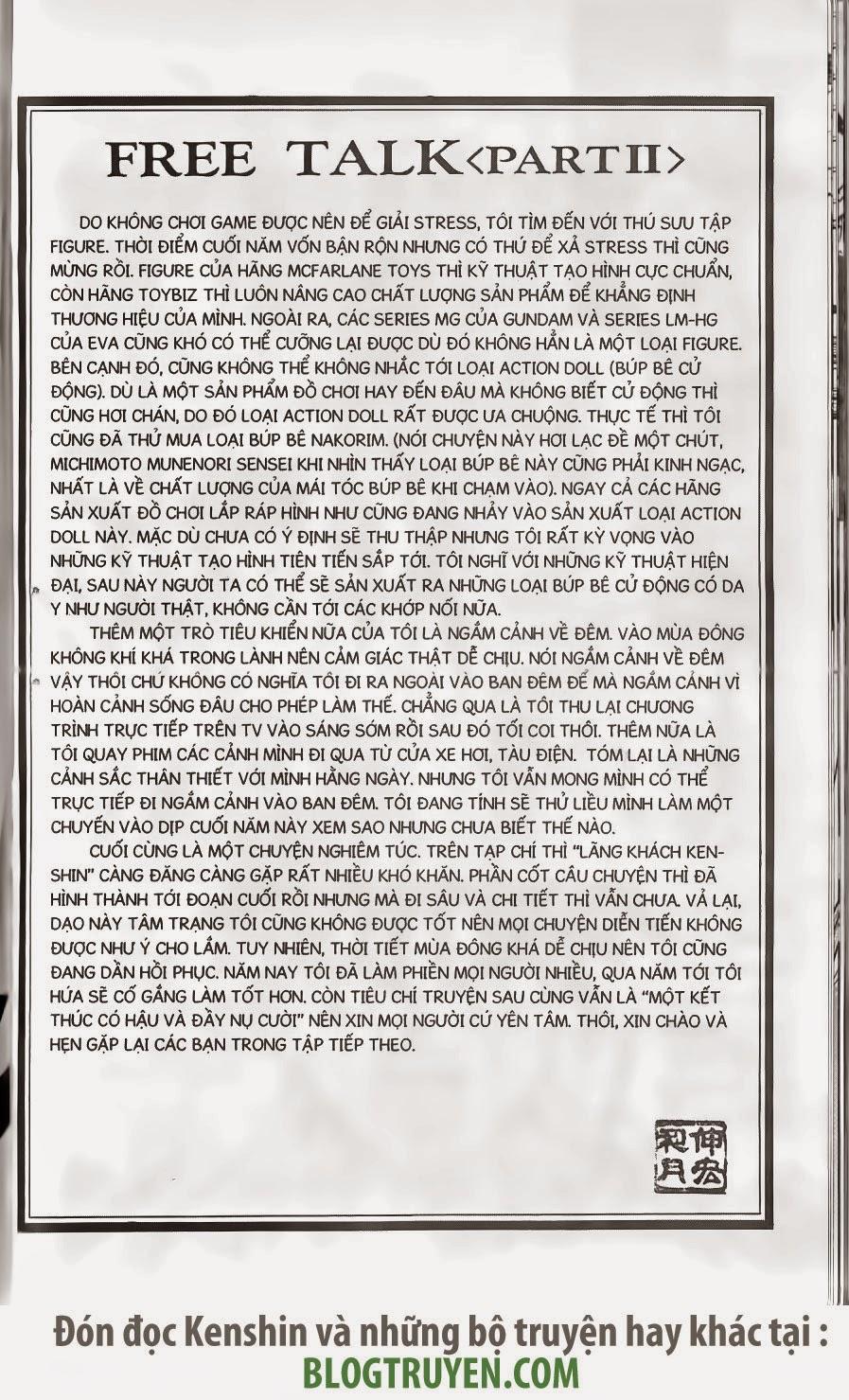 Rurouni Kenshin chap 156 trang 19