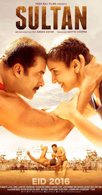 Sultan 2016 Hindi BRRip 480p 500mb