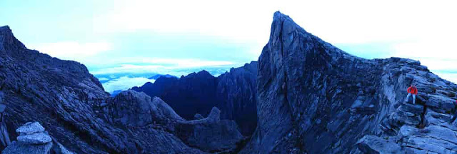 Low's Gully of Mount Kinabalu