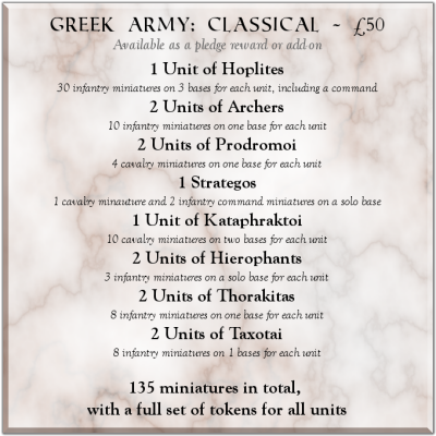 Greek Army Classical