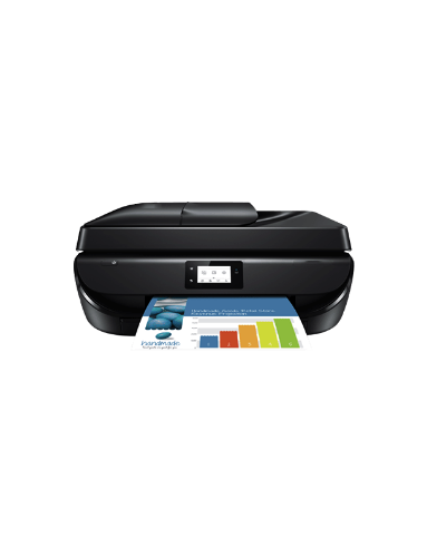 HP Printers: HP Officejet 5258 Driver Download, Wireless