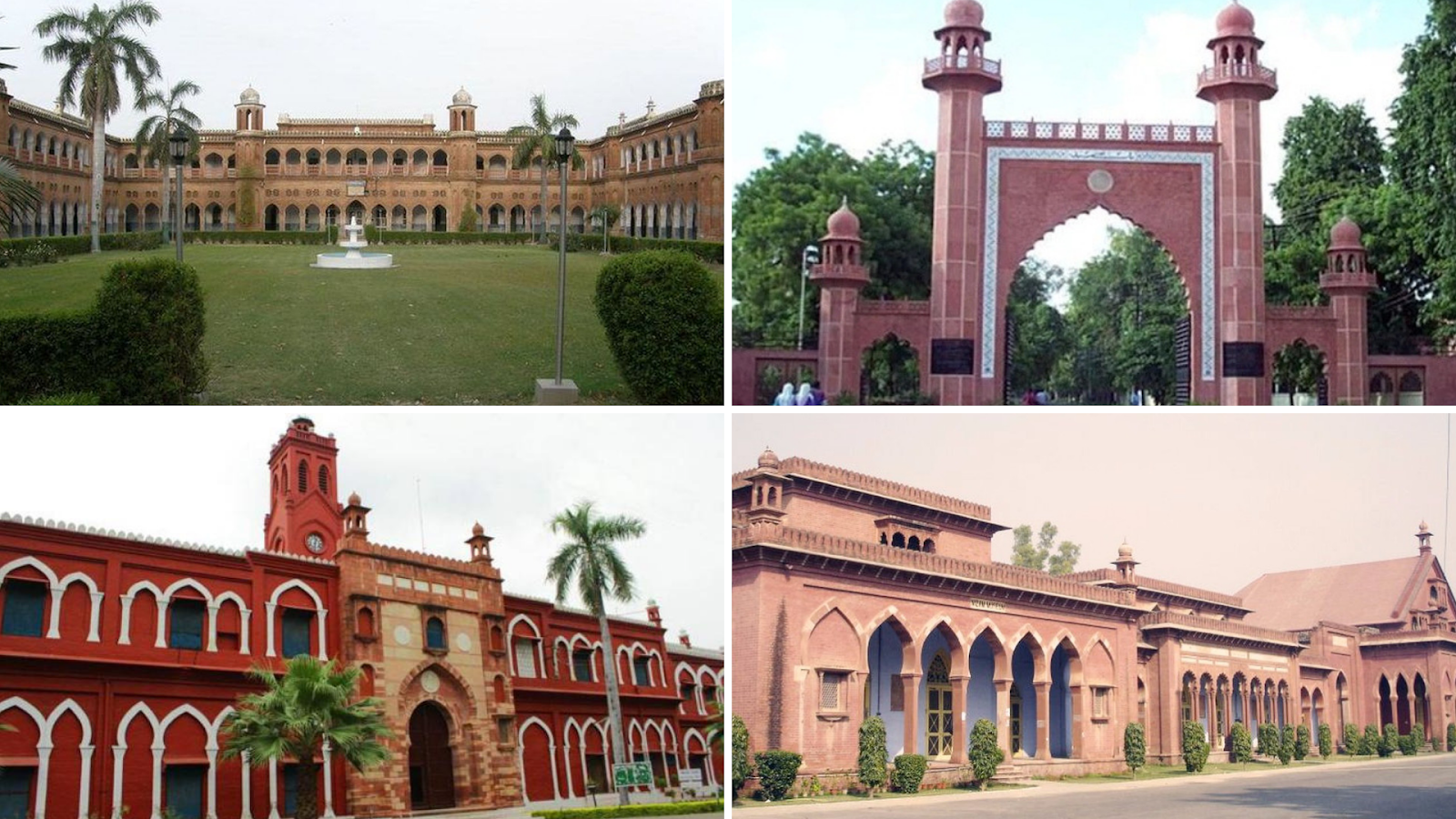 Aligarh Muslim University AMU India