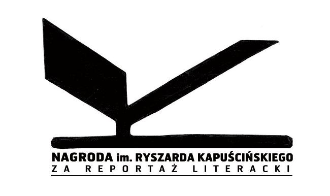Nagroda im. Ryszarda Kapuścińskiego za reportaż literacki - logo