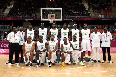 Nigeria Men's Basketball PyeongChang Olympics Team Roster 2018
