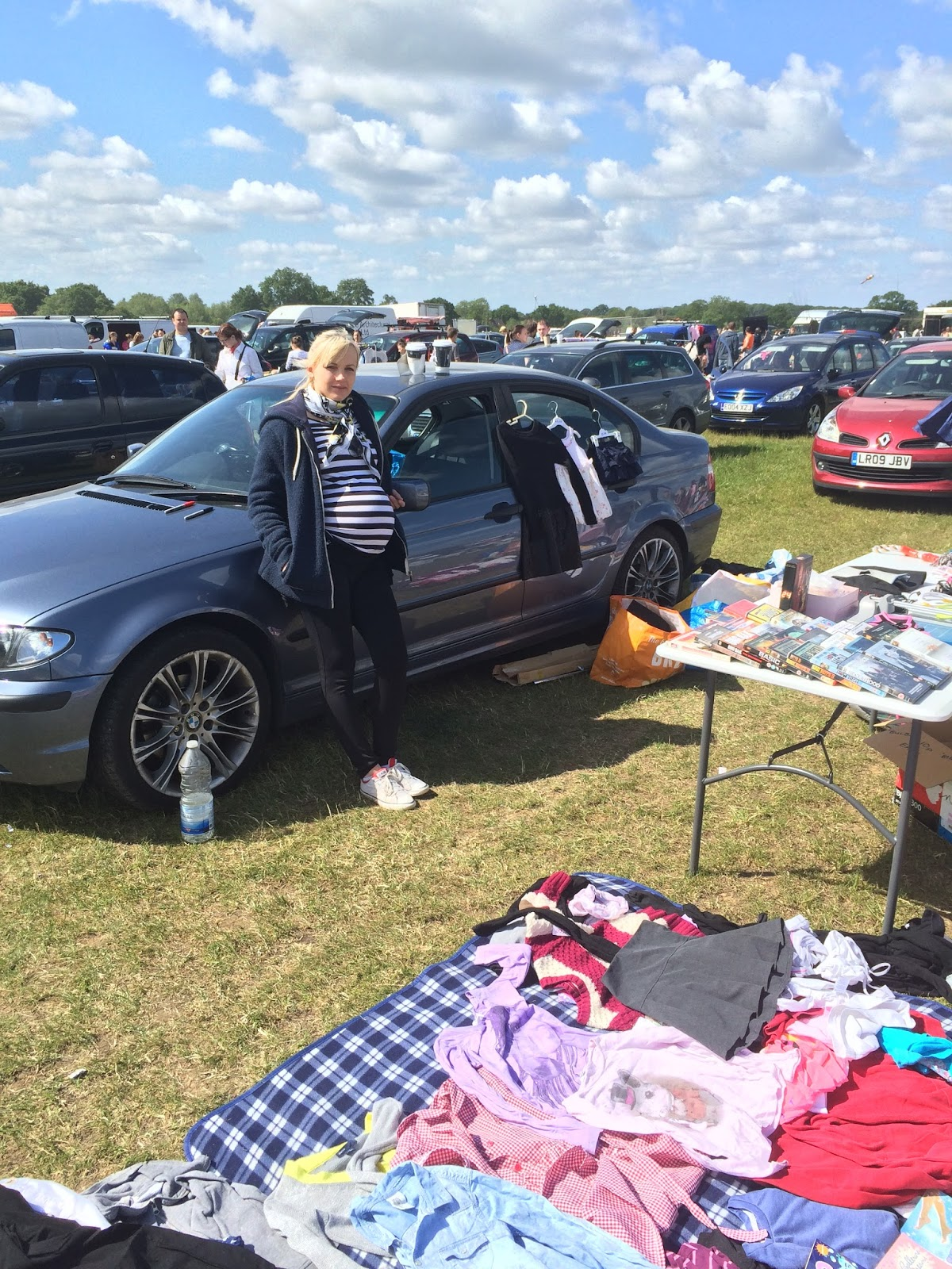 How To Organise A Car Boot Sale