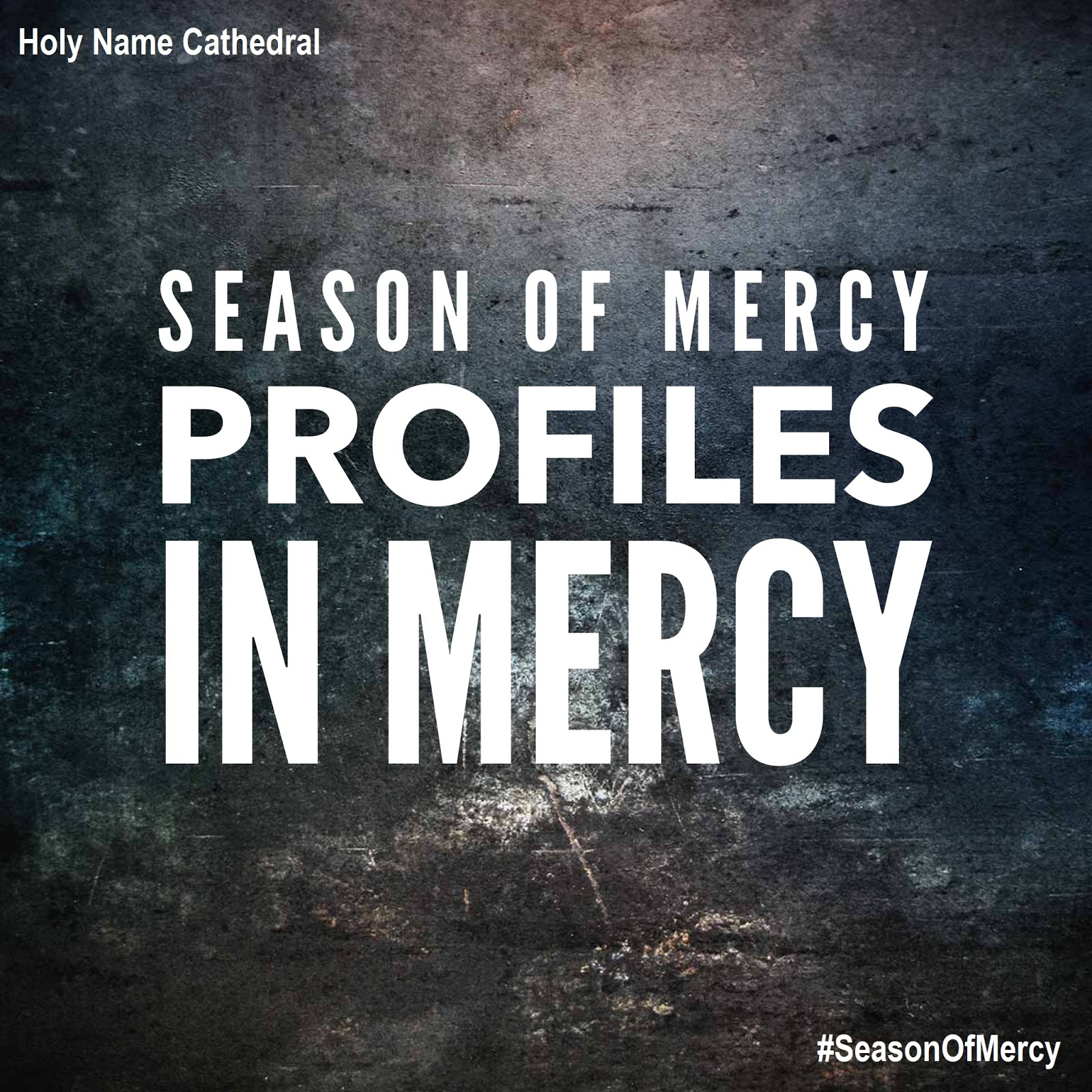 Holy Name Cathedral: Mercy Profile - Bear Wrongs Patiently