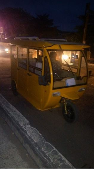 New 'keke napep' version loading...