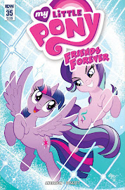 MLP Friends Forever #35 Comic