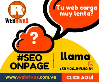 Webmaster SEO Venezueela