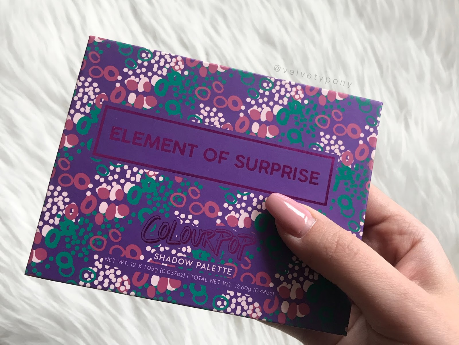 Colourpop Element of Surprise