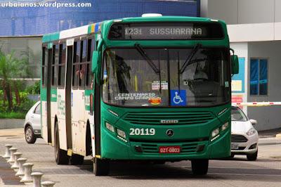 Assalto a ônibus no Rio Vermelho