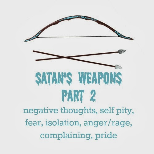 Second Chance to Dream: Satan's Weapons part 2 #christianliving