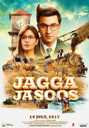 Jagga Jasoos 2017 Full Hindi Movie Download BRRip 720p