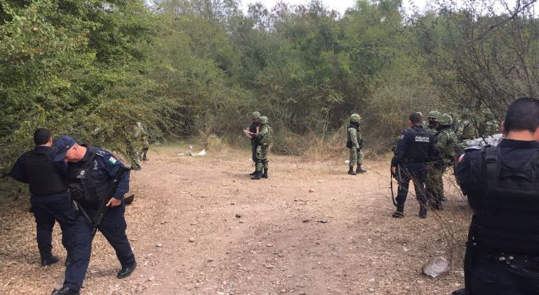 Ejecutan a tres hombres en el  Culiacancito