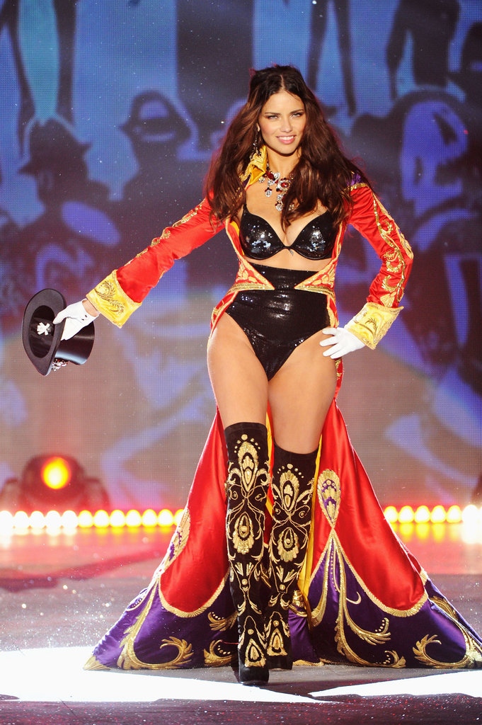 Adriana Lima Victoria´s Secret Fashion Show 2012