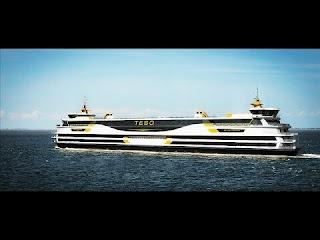 nieuwe boot texel