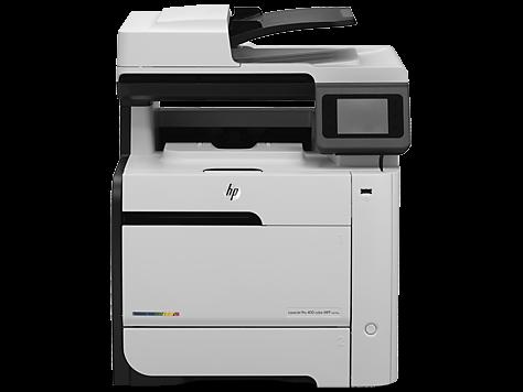 HP LaserJet Pro 300 color MFP M375 Printer Drivers