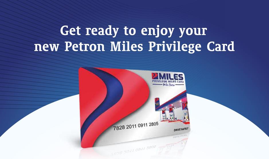 Ini Sebabnya Anda Harus Memiliki Kad Loyalti Petron Miles Dan