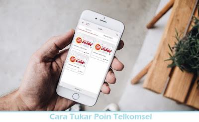 Cara Tukar Poin Telkomsel (Termudah.com)