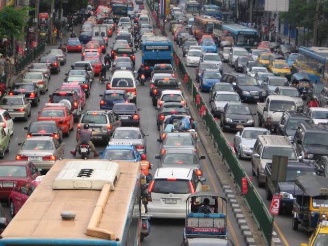 como sair do aeroporto de bangkok
