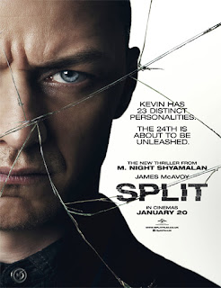 Split (Fragmentado) (2017)