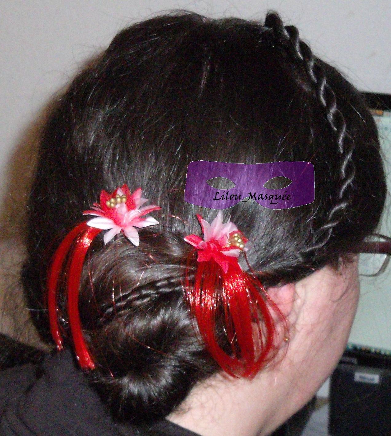 1001 coiffures: Tuto Coiffure : Chignon facile pour les fêtes