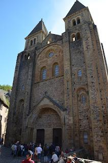 Conques. Església de Sainte-Foy