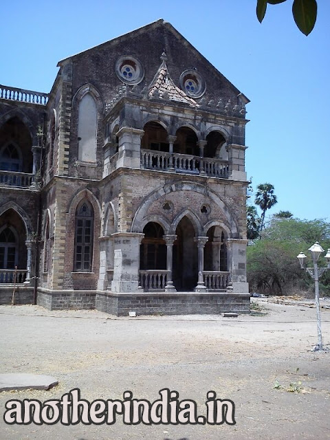 Haunted Dumas Haveli