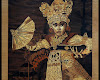 Marquetry Painting  | Bali Dancer |  Semarang