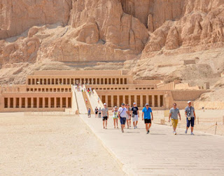 Luxor overnight tour From Safaga port