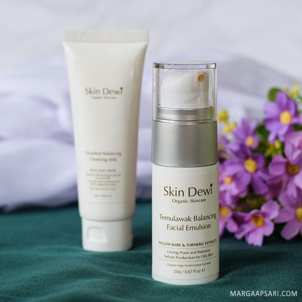Skin Care Viva Untuk Kulit Berminyak: Perawatan Kulit Organik Untuk Kulit Berminyak Dari Skin