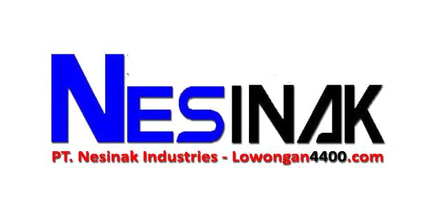 Lowongan Kerja PT. Nesinak Industries Cikarang