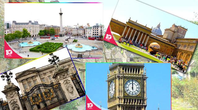 Du lịch Anh - Danh sách các tour Du Lịch Anh - Tour Anh