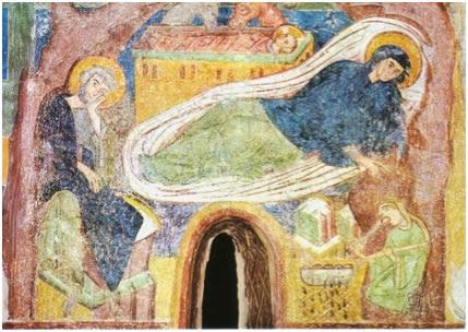 Natività, Cappella del Castel d'Appiano