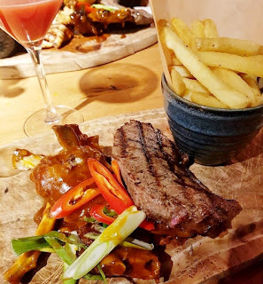 Middletons Steakhouse and Grill in Milton Keynes